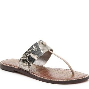 $125 Sam Edelman Sandals